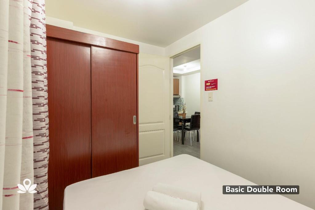 Apartment ZEN Rooms ADB Avenue Ortigas, Manila, Philippines