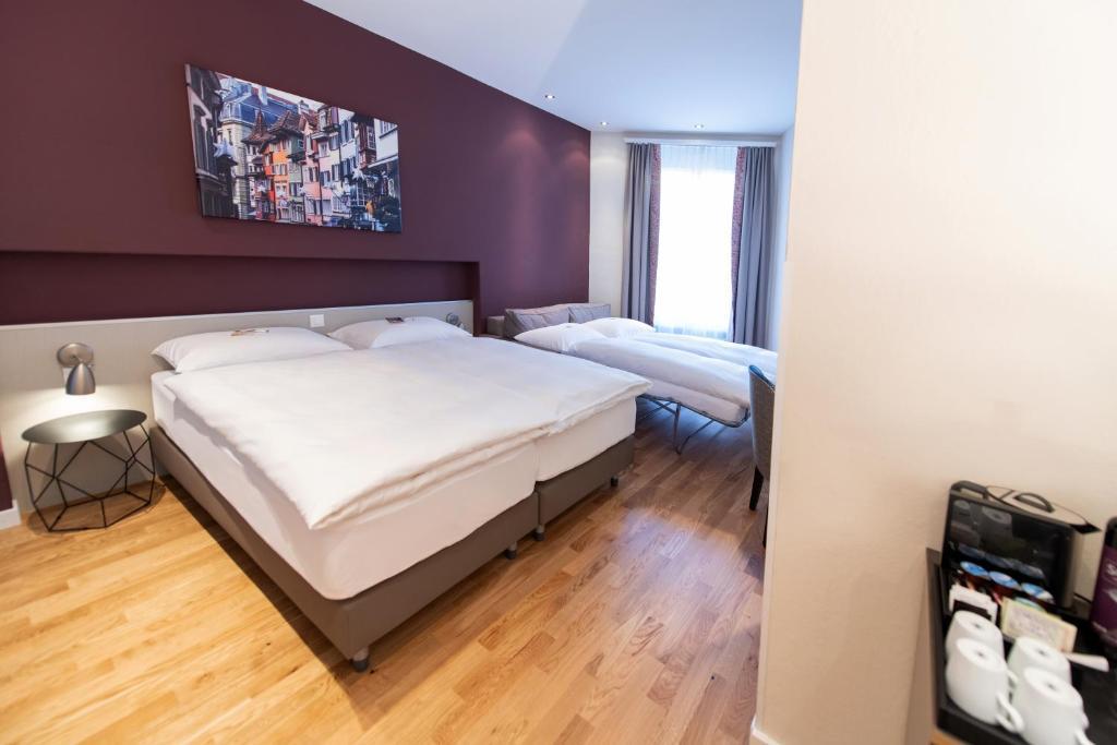 Sorell Hotel Rex, Zurich, Switzerland - Booking.com