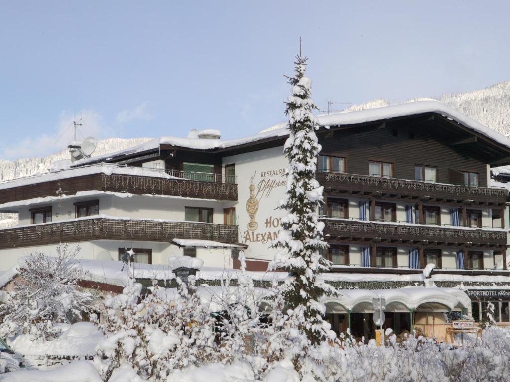 Pension Obwiesen: pensiune Kirchberg/Tirol - BERGFEX