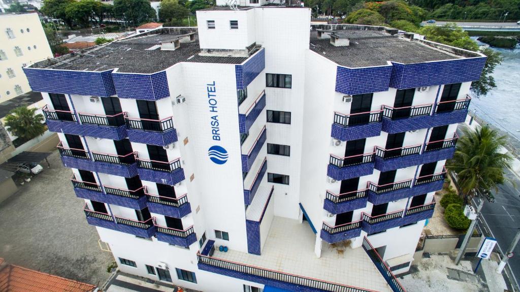 A bird's-eye view of Summit Hotel Brisa Rio