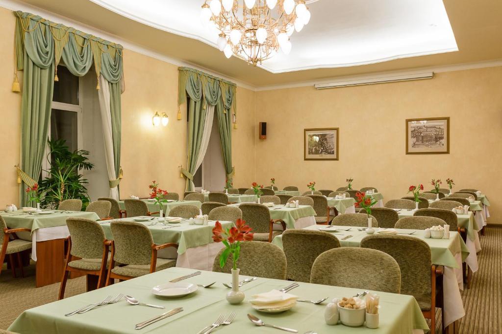 Ресторан / где поесть в Гостиница Будапешт