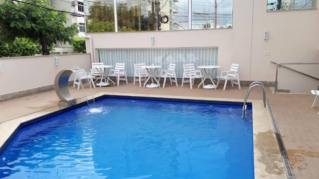 The swimming pool at or near Hotel Plenotel