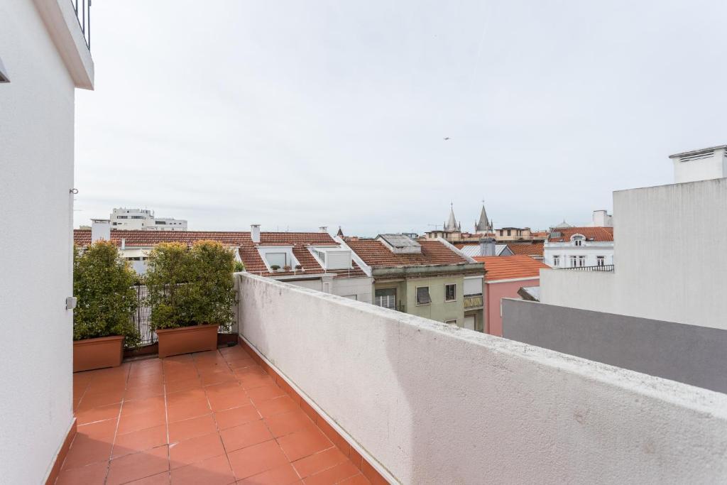 The Terrace Apartment