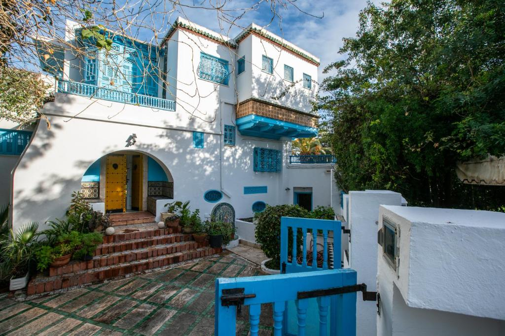 La Villa Des légendes, La Marsa, Tunisia - Booking.com