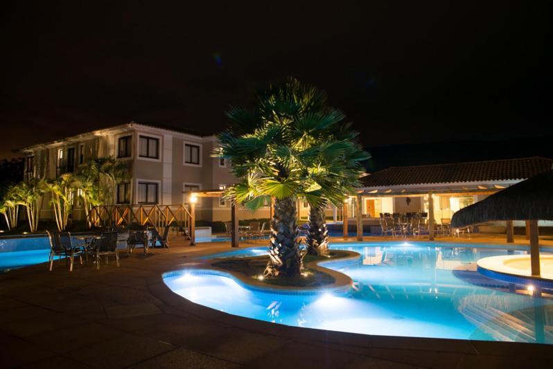 The swimming pool at or near Santíssimo Resort