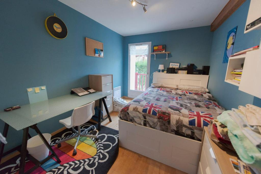 Hermosa Casa Con Terraza Y Jacuzzi En Hendaya Hendaye