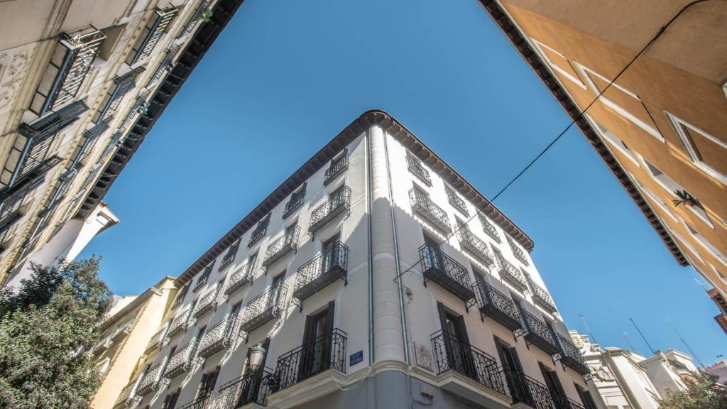 Hotel Soho Boutique Opera Madrid Spain Booking Com