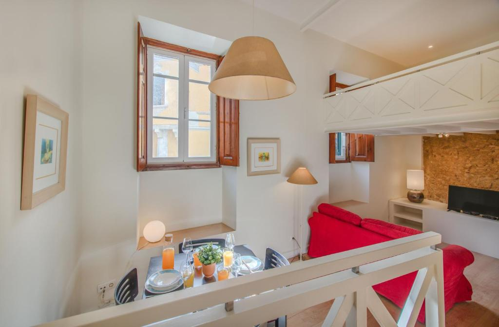 Ferienwohnung Lapa Cozy Flat With Mezzanine (Portugal ...