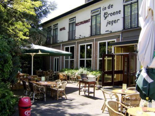 Een restaurant of ander eetgelegenheid bij In de Groene Jager