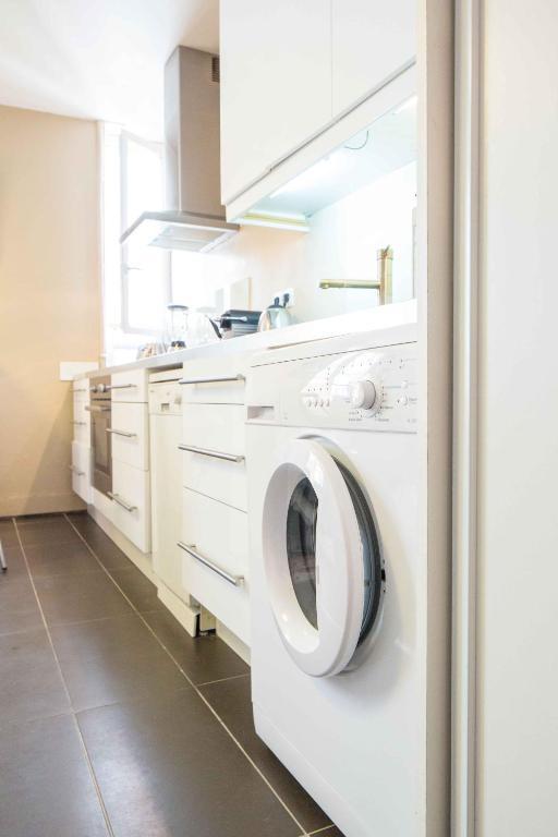 Apartment Joli 2 Pieces Avec 1 Chambre Paris 17 Batignolles