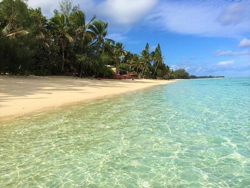 Natura Na Beach Bungalows Vaimaanga Cook Islands