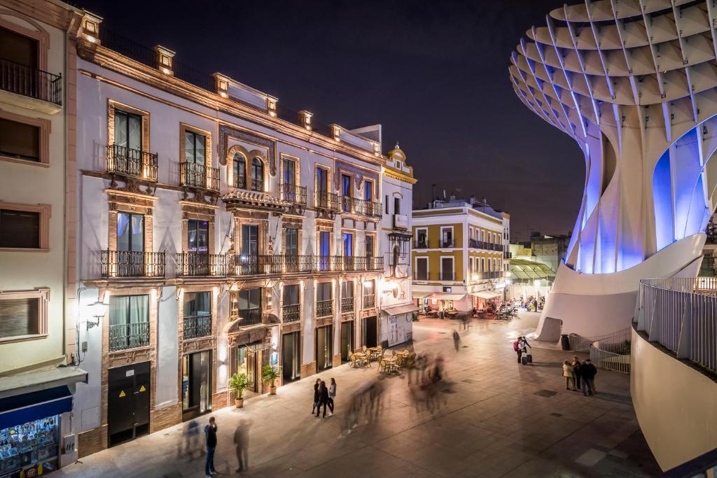 Hotel Casa de Indias By Intur, Sevilla – Precios ...
