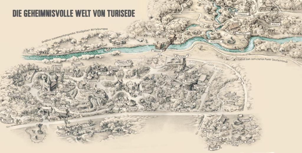 Leirintaalue Kulturinsel Secret World Of Turisedia Bird S Nest