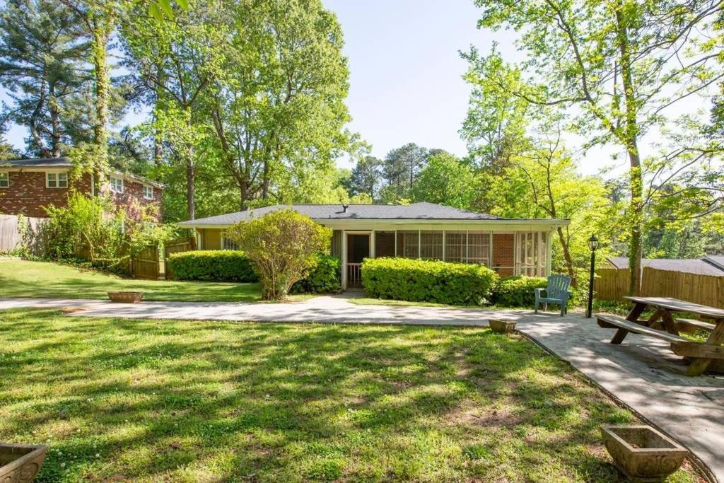 Five-Bedroom Decatur (Georiga) Holiday home
