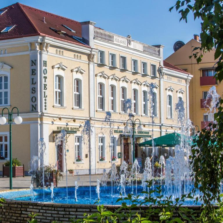 ★★★★ Nelson Hotel, Hajdúszoboszló, Hungary