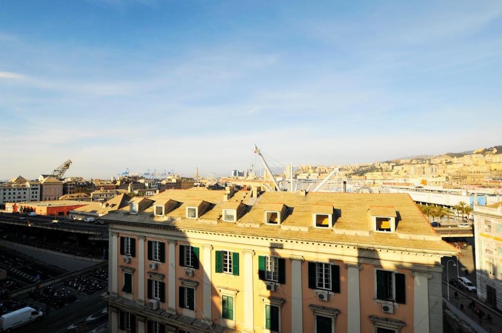 Genovahost La Terrazza Di San Giorgio Genova Prezzi