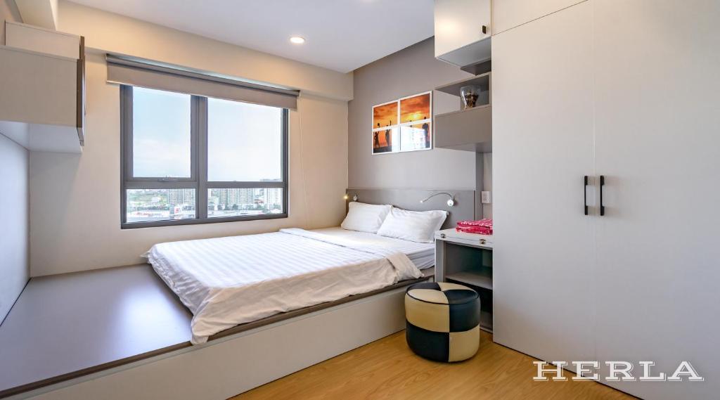 Căn hộ Executive 2 Phòng Ngủ