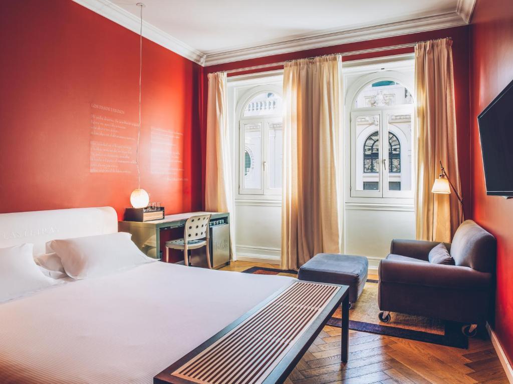 Hotel Iberostar Las Letras Gran Via (Spanje Madrid ...