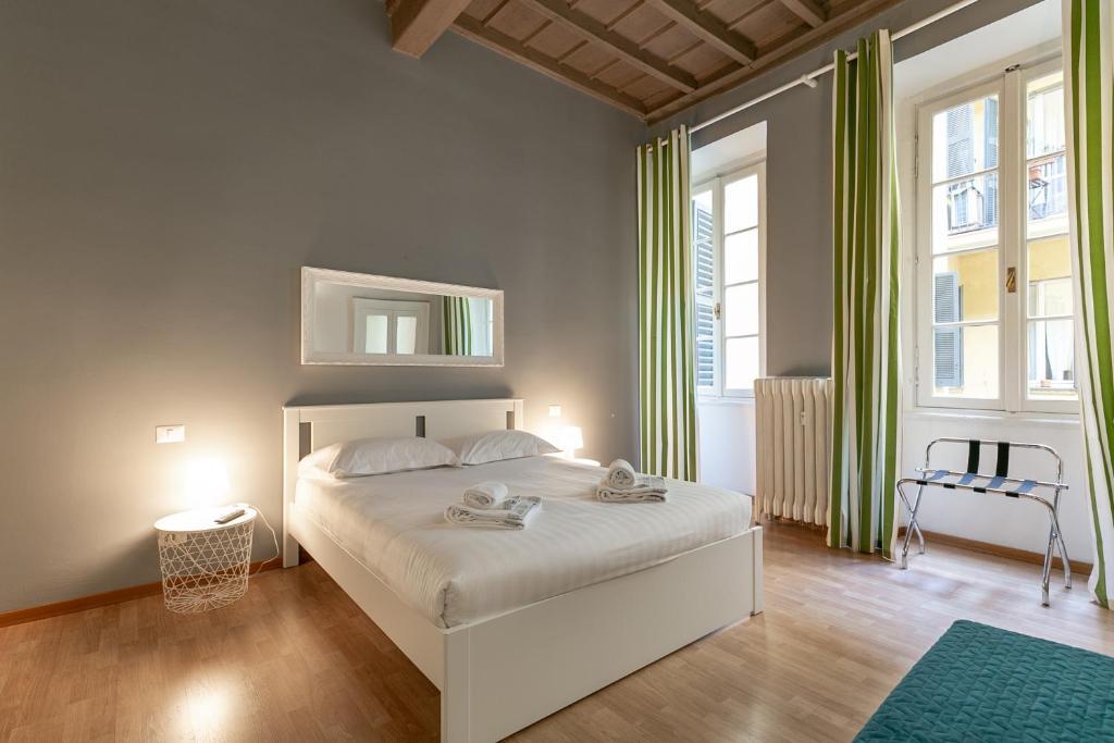 Apartment Nirone Suites, Milan, Italy - Booking.com