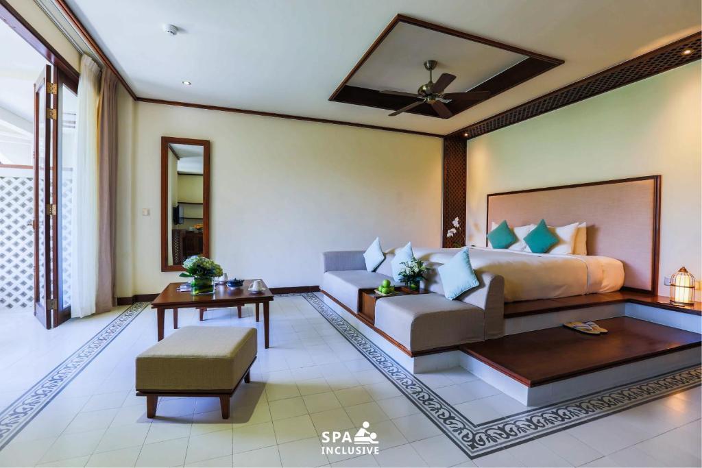 Phòng My Energy có Giường cỡ King/2 Giường đơn và Tầm nhìn ra Thị trấn - Bao gồm Dịch vụ Spa