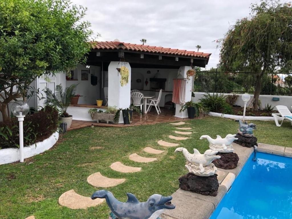 VILLA PUERTO RICO (Spanje Puerto de la Cruz) - Booking.com