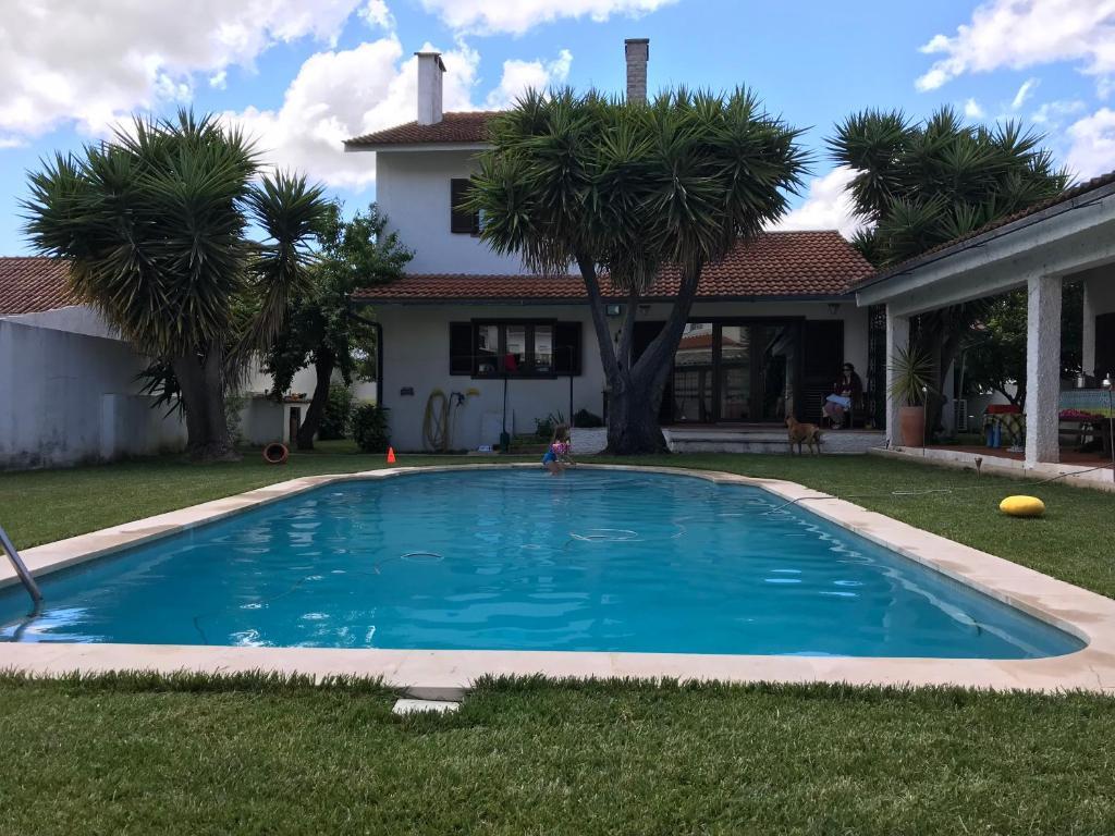 Private Villas In Portugal private villa lisbon, vialonga, portugal - booking