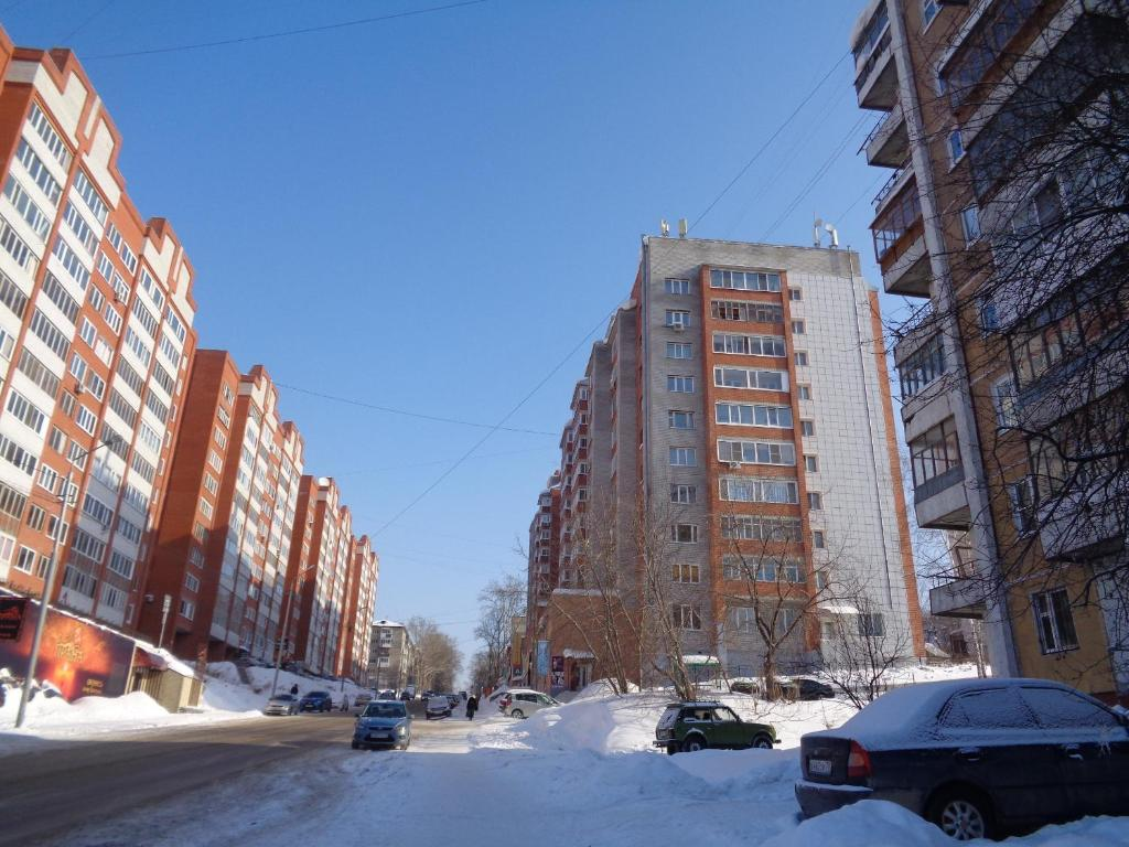 Apartment on Uchebnaya 7/1, Tomsk, Russia - Booking.com