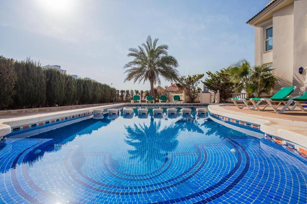 Villa Primera línea del Mediterráneo y piscina privada ...