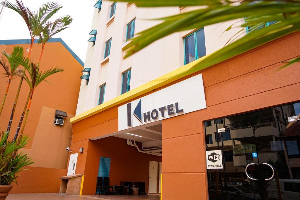 K Hotel Singapore Singapore Booking Com