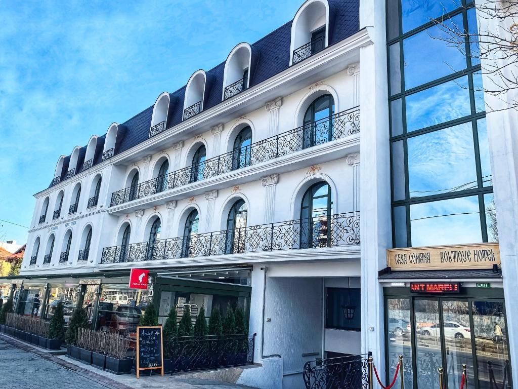 Casa Comana Boutique Hotel București Prețuri Actualizate 2020