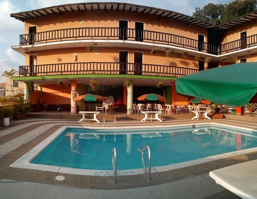 Hotel Bochica Inter (Colombia El Colegio) - Booking.com