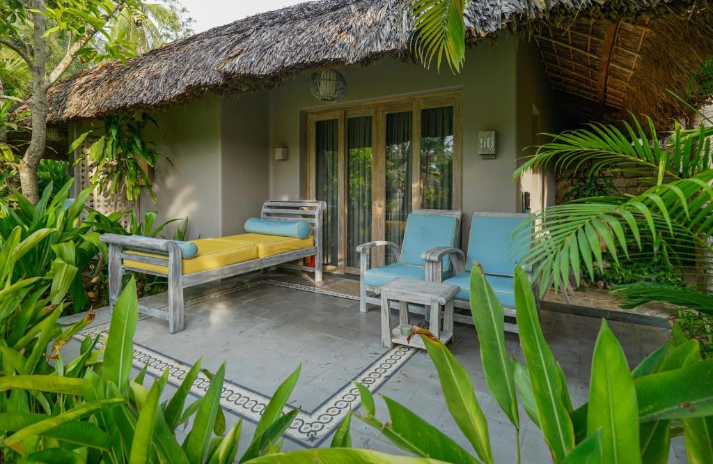 Bungalow Deluxe Nhìn ra Vườn