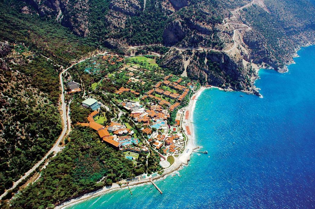 A bird's-eye view of Sentido Lykia Resort & SPA - Adults Only (+16)
