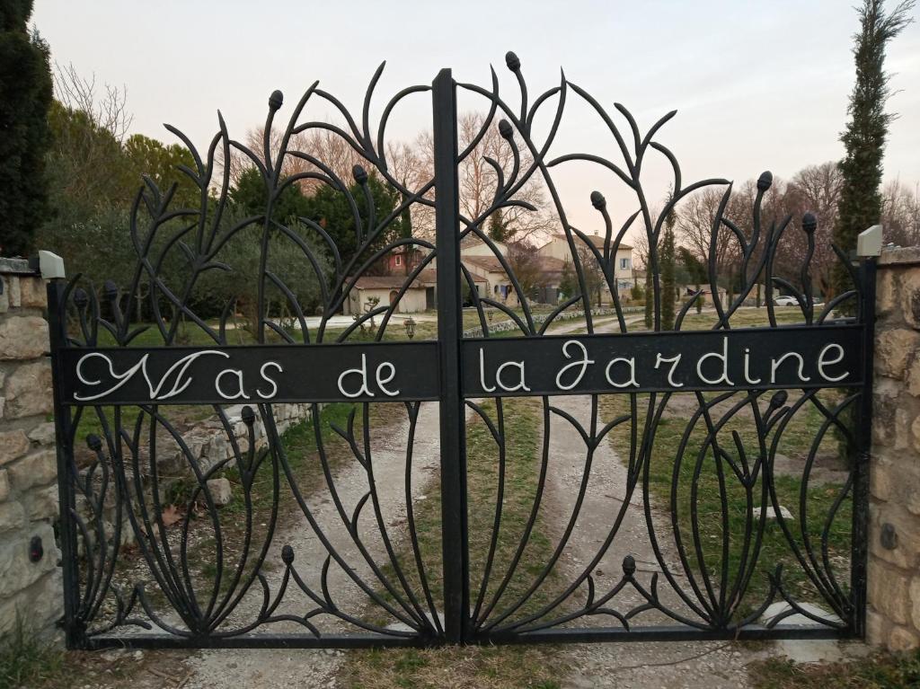 Ferienhaus le Mas de la Jardine (Frankreich Velleron ...