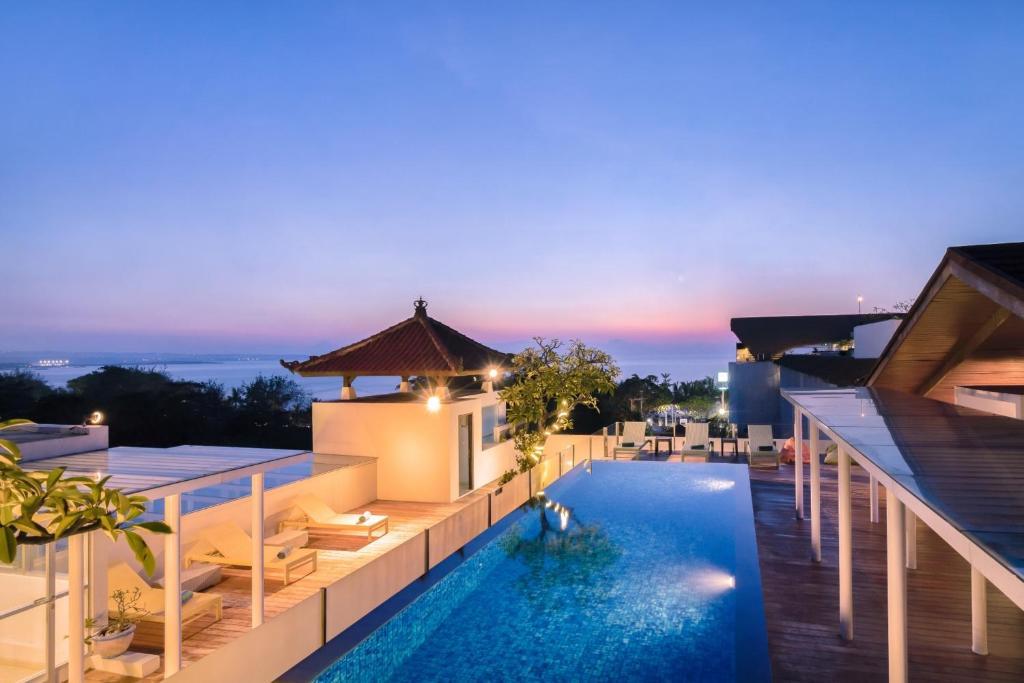 Kuta Beach Hotel Indonesia Booking Com