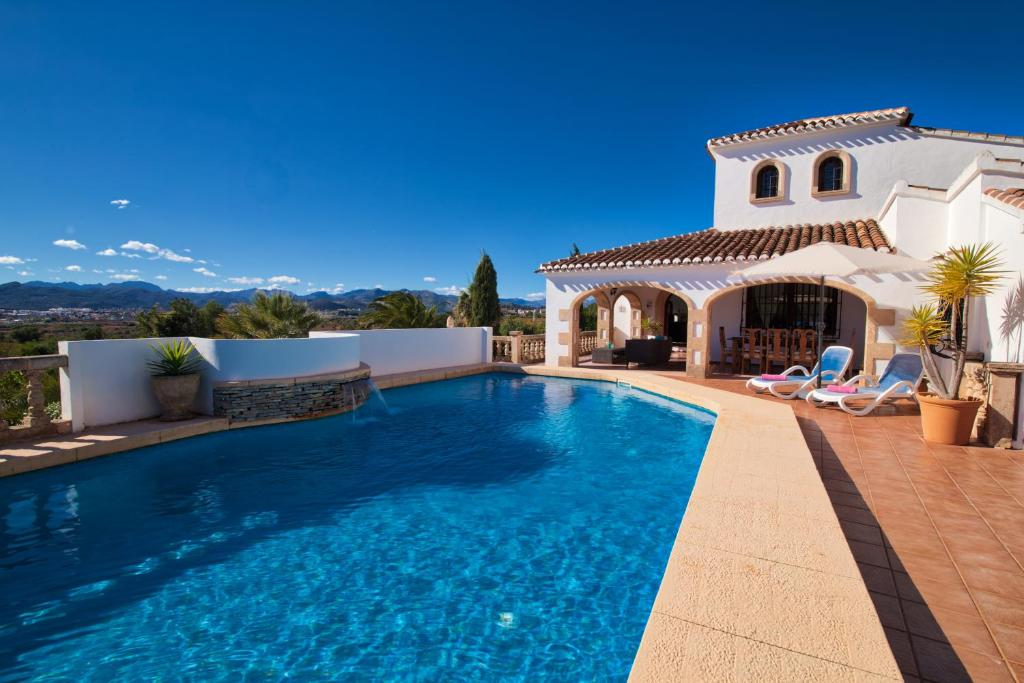 Villa Los Arcos, Javea (Spanje Jesus Pobre) - Booking.com