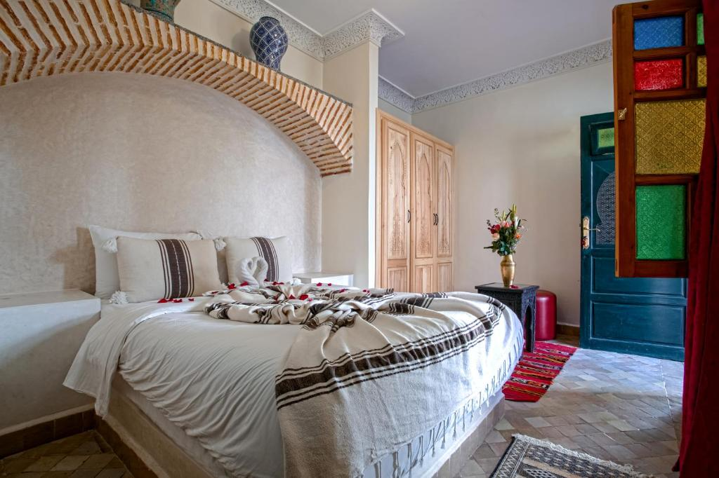 Riad Matins De Marrakech (Marokko Marrakesch) - Booking.com