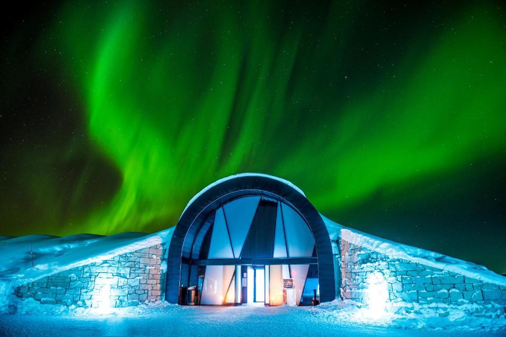 """Resultado de imagen de 8.- Ice Hotel Jukkasjäroi, Suecia"""""""