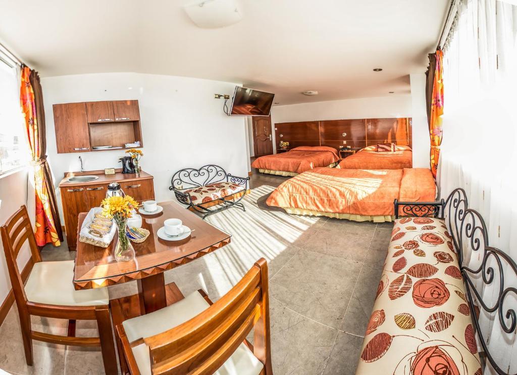 Hotel Tikary, Arequipa, Peru - Booking.com