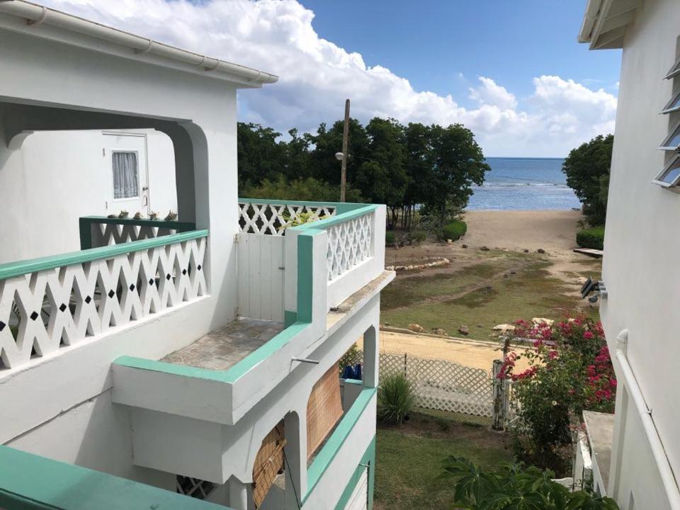 Un balcon sau o terasă la CoCo Rose Guesthouse