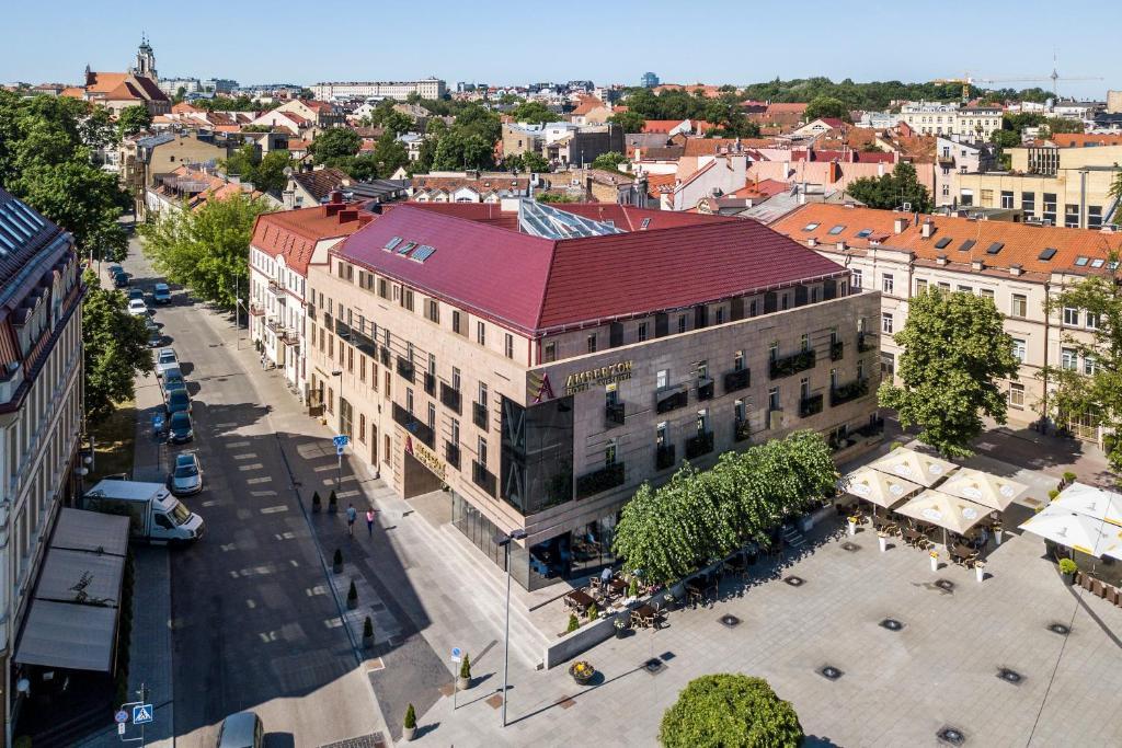 Amberton Cathedral Square Hotel Vilnius Vilna Paivitetyt Vuoden