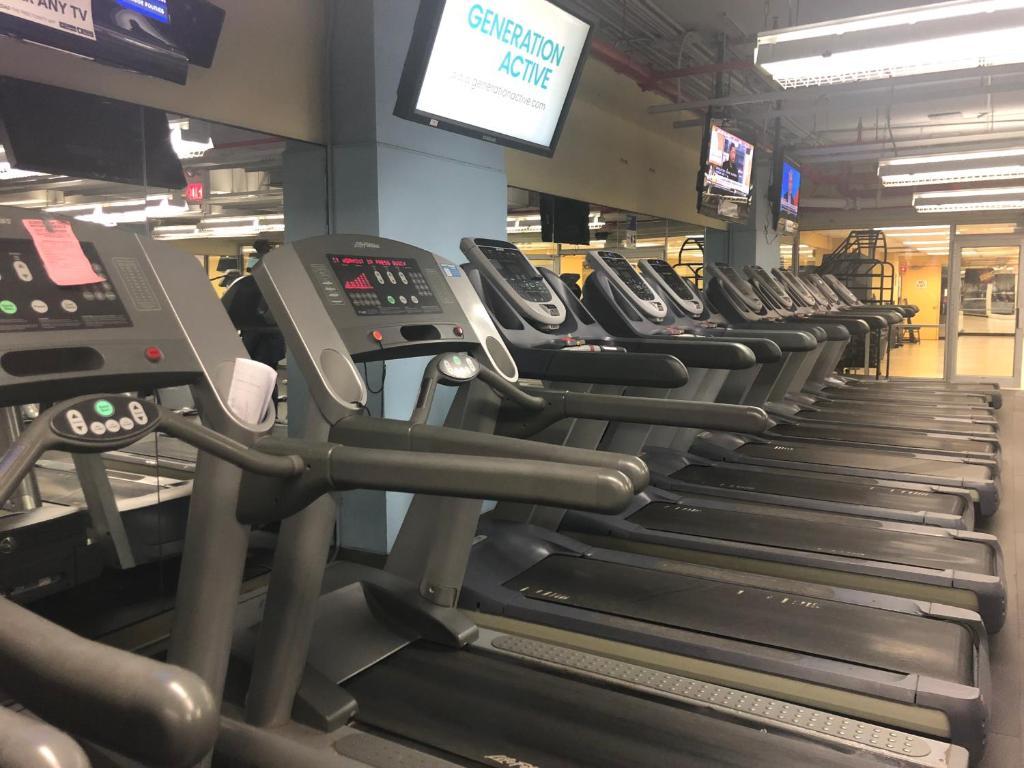 Gimnasio o instalaciones de fitness de Hotel Pennsylvania
