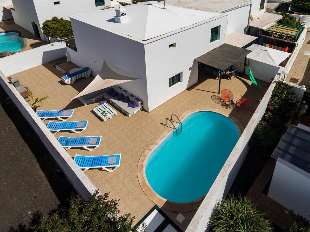 Villa Tropical, Costa Teguise, Spain - Booking.com