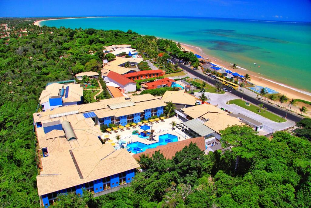 A bird's-eye view of Hotel Brisa da Praia