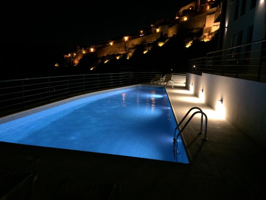 A piscina em ou perto de Beira Rio