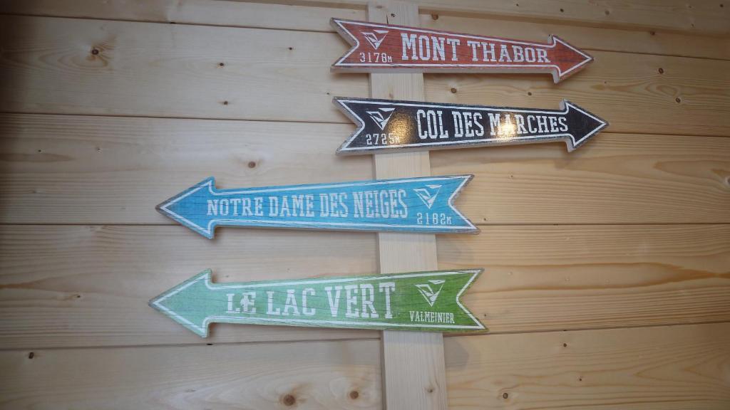 Chalet Les Garands