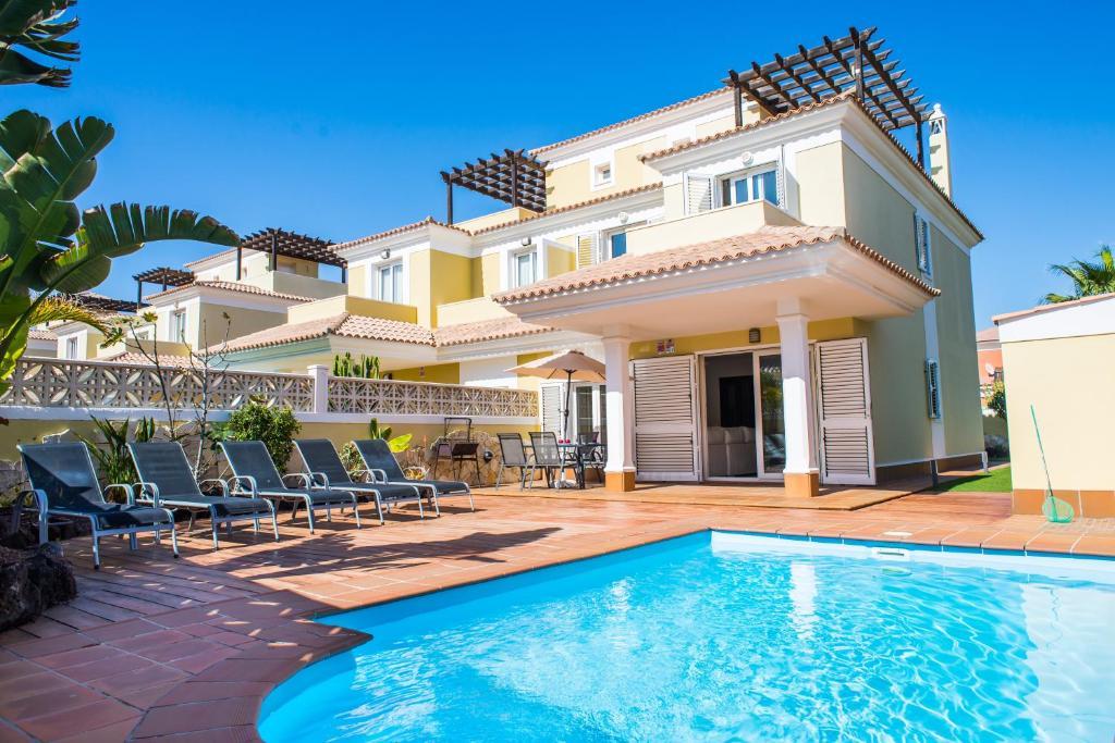 Villa Garden (Spanje Corralejo) - Booking.com