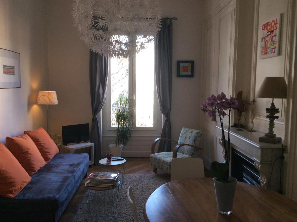 Apartment Le Gambetta Lyon France Booking Com