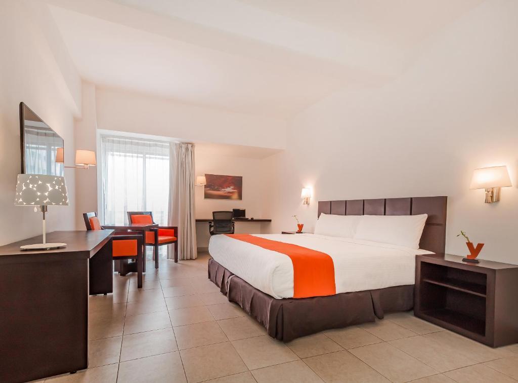 Hotel Yes Inn Nuevo Veracruz Mexico Booking Com
