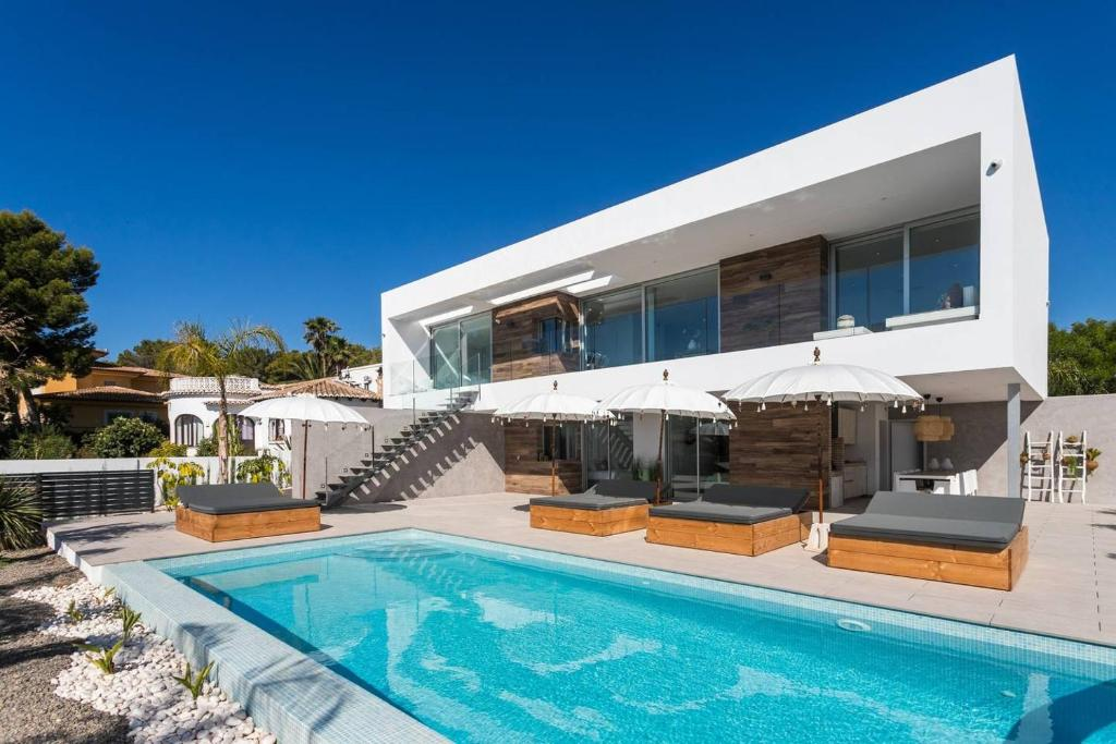 Villa Flamingo (Spanje Moraira) - Booking.com